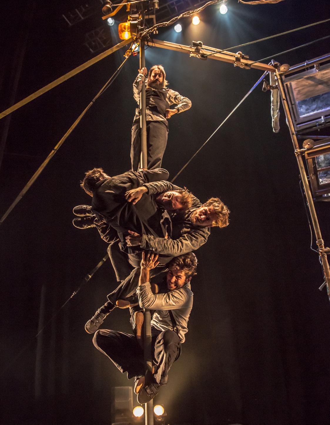 machine de cirque